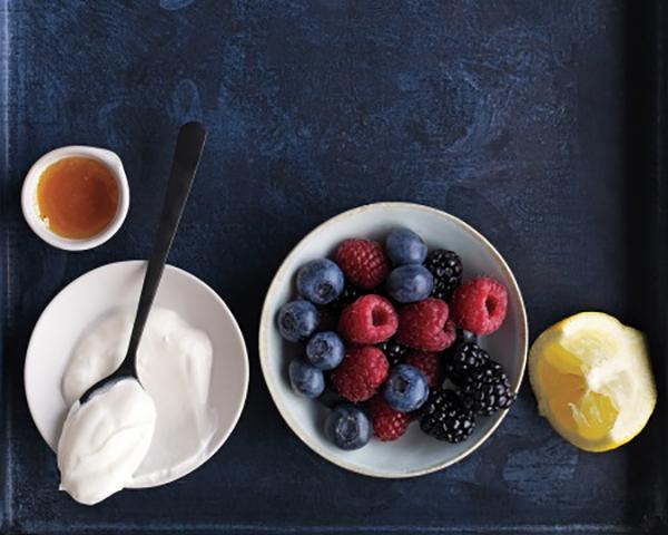 Berry Yogurt Mask