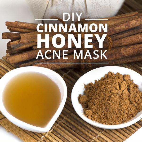 Cinammon Honey Mask