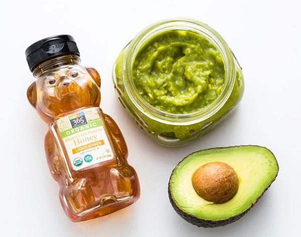 Honey Avocado Mask